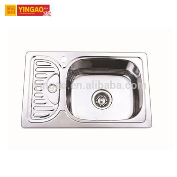 305A Most durable free standing stainless steel sink