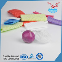 Expandable Disposable PE Foam Fruit Packing Protective Sleeve Net