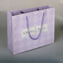 Durable Own Brand Printing custom printed paper medium size gift bags