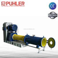 Minerals Horizontal Sand Mill Double - End Mechanical Seal 200 Liter Capacity, Paint Bead Mill