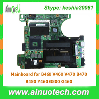 Laptop Motherboard Replacement System board Laptop Mainboard for Lenovo B460 V460 V470 B470 B450 Y460 G500 G460