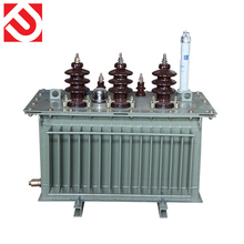 35/10kV 2000kva Electric Oil-Immersed Three-Phase OLTC Power Transformer