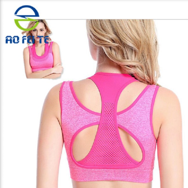 Wholesale Top Quality OEM Service Sexy Sports Women's Gym Wear Bra