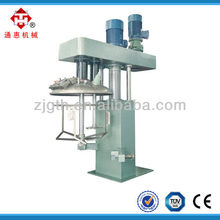 SJ-1000 high speed disperser with agitator for paint