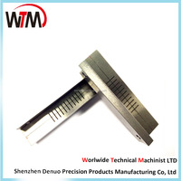 Shenzhen CNC Machining Works Metal Fabrication