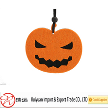 Halloween decoration 2016 Alibaba express felt pumpkin bag from china manufcturer