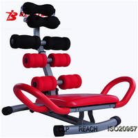 BEST JS-060H fitness CORE body building equipment waist exercise as soon as tv ab 5 minutes shaper