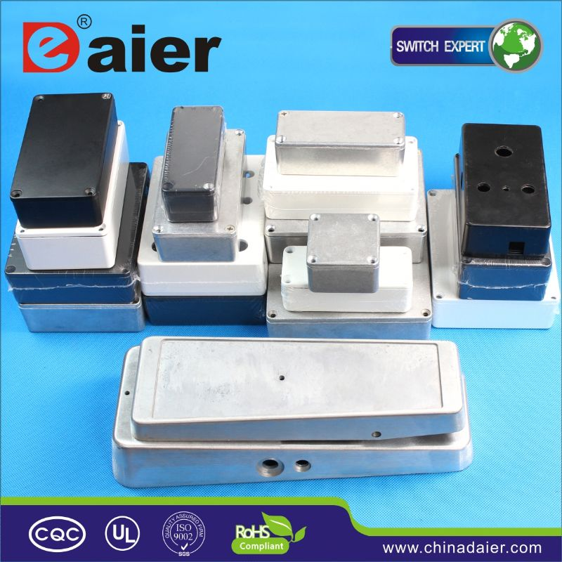DAIER ip54 electronic meter case