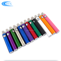 Alibaba express evod twist battery free sample vape pen ecig battery