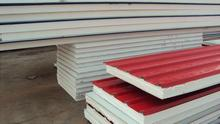 White blue res colored EPS Sandwich Panel for Roof