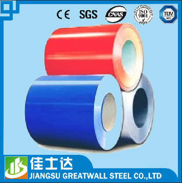 galvalume metal roofing colors/Construction Use PE Paint Secondary PPGI Coils