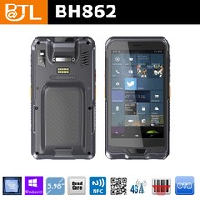 BATL WIN 10 Portable Data Terminal Rugged Pda With 3g/wifi/GPS/NXP nfc/camera/2G+32GB