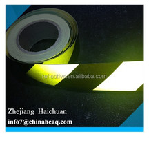 Adhesive Hazard Warning Reflective Tapes For Car