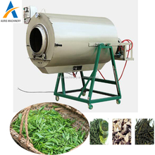 Factory Manufacturing Machinery Green Tea Leaf Drying Machine