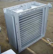 ALUMINIUM TUBE AND FIN TYPE RADIATOR