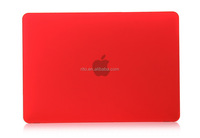 Rubber Oil Coating Laptop Case for Macbook Retina 12