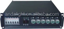 2014 zomax new style hot sale 6*6KW Digital Dimmer Pack