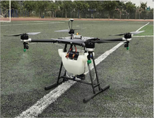 high efficiency and control convenience low sky intelligence agriculture drone