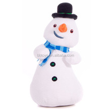 Wholesale plush frozen snowman, stuffed plush olaf doll toy christmas gift