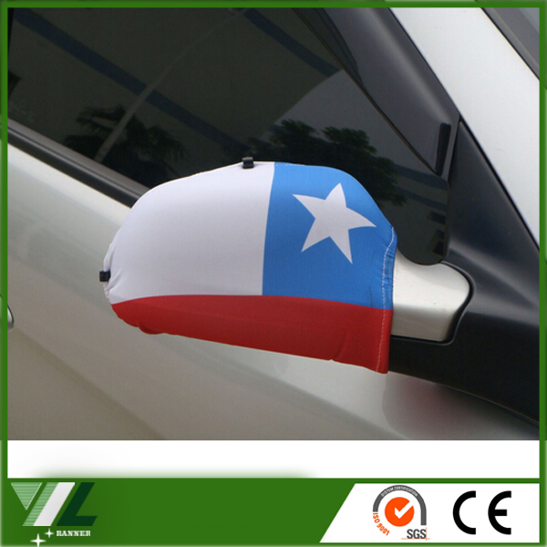 national car mirror flag and car wing mirror protective cover flag