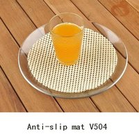 non adheresive easy care pvc foam non-slip mat for kids table mats