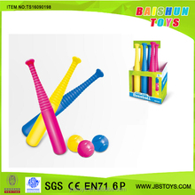 High quality kids play game toy plastic baseball bat for sale