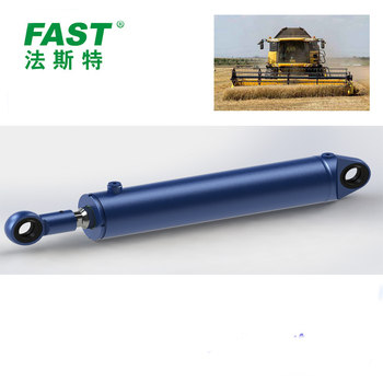 agricultural equipment combine harvester hydraulic oil cylinder