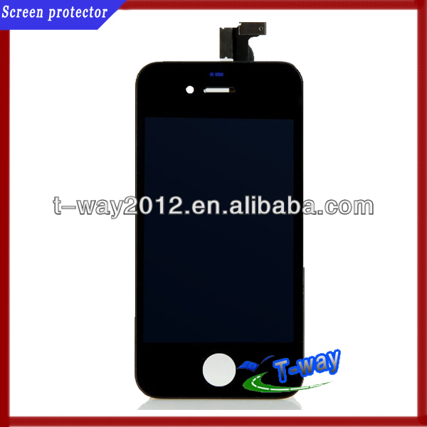 Promotion good quality mobile phone lcd for iphone 4/4s touch screen