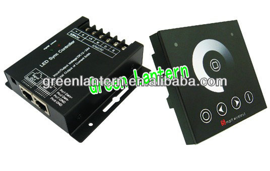 dimmer LED sync controller LED WALL PANEL 8A*3