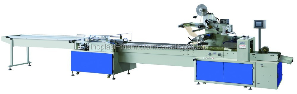 Auto Plastic Cup Counting & Packing Machine, packing machine, counting machine