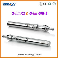 2014 new comming! glass dome Seego box vaporizer G-hit K2 outdoor battery operated wireless security camera