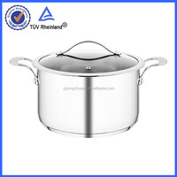 304# material best price stainless steel oil pot