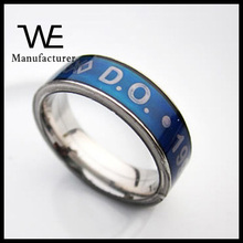 2016 Unisex Cheap Stainless Steel Wholesale Fashion Mood Ring Jewelry