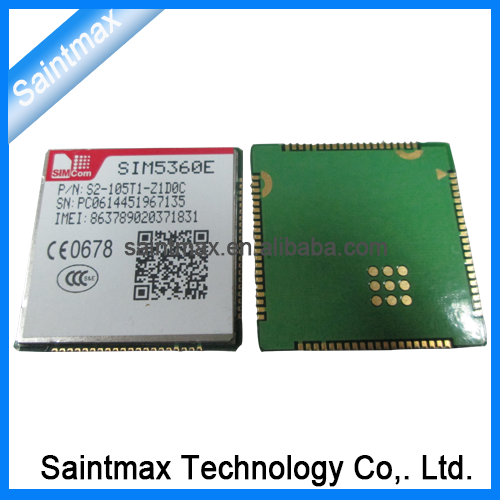 2016 SIMCom SIM5360E Original new 3G WCDMA and Dual-Band GSM/GPRS/EDGE module play high performance