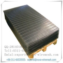 Stainless steel electric black welded wire mesh