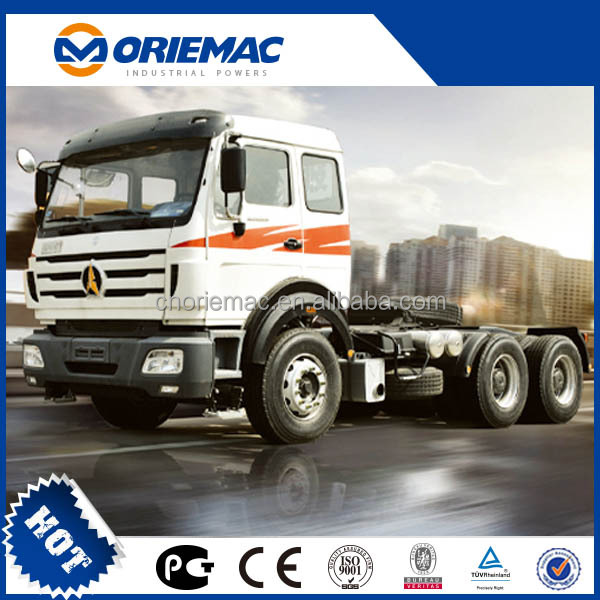 BEIBEN 6*4 336hp Tractor Truck ND4250B38J6Z00 low price sale