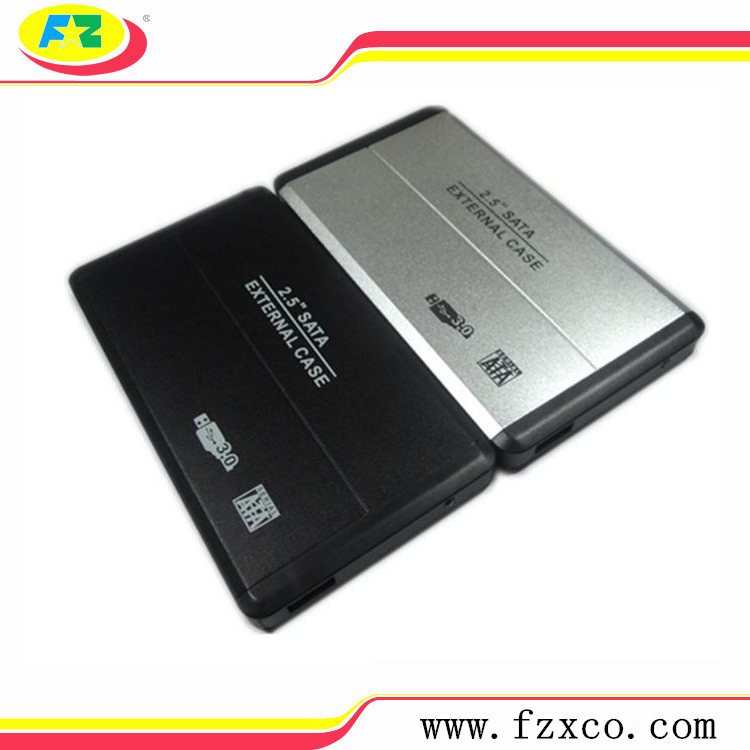 Aluminum usb 3.0 sata external 2.5 hdd enclosure JMS578