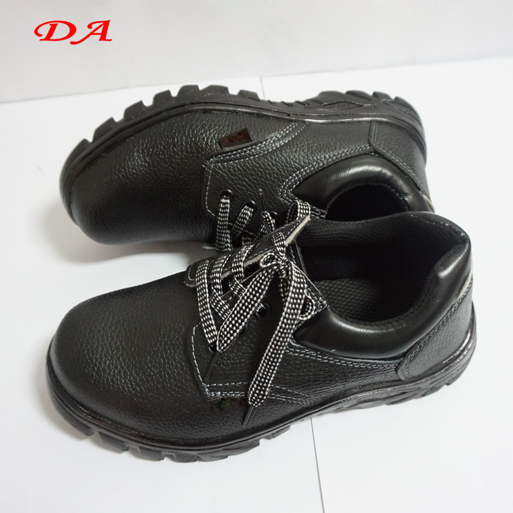 China wholesale cheap safety footwear shoes for India