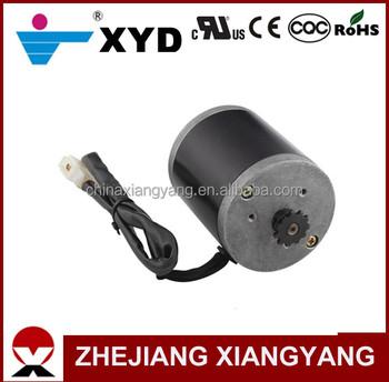 Xyd 15a 12v 36v scooter brush dc motor buy dc motor for 12v 500w dc motor