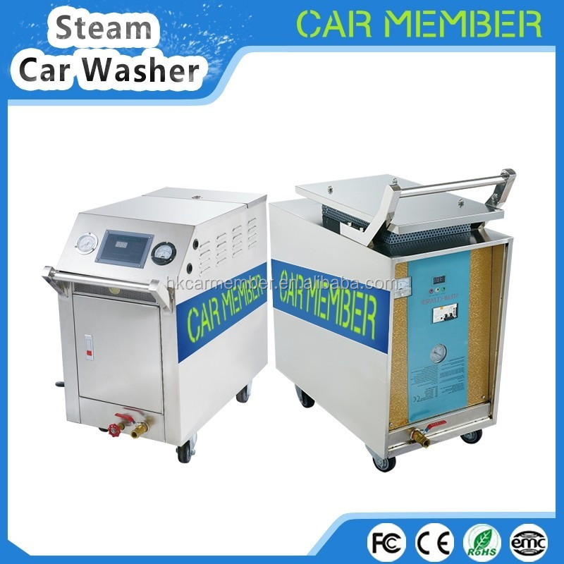Car Member factory price 220v steam car wash machine steam car cleaner