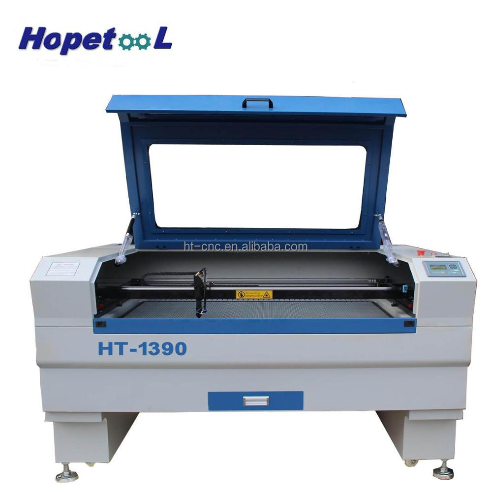 Factory supply RECI tube co2 150 watts laser cutting machine
