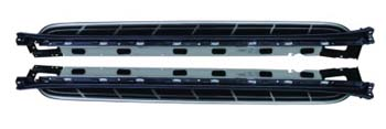 new products side step bar for Porsche Cayenne 2011