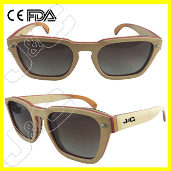 Low Price High Quality Wooden Sunglasses 2016