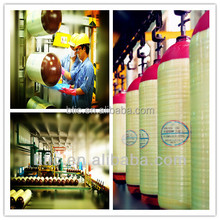 gas bottle vertical tank ISO11439 standard CNG gas cylinder for vehicle use TYPE 1, TYPE 2,TYPE 3