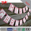 DIY Crafts Hanging letter Paper holiday christmas decorative banners