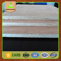 Timber thin construction plywood used for furniture