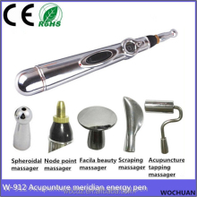 electro acupoint no needle meridian energy pen medical laser acupuncture