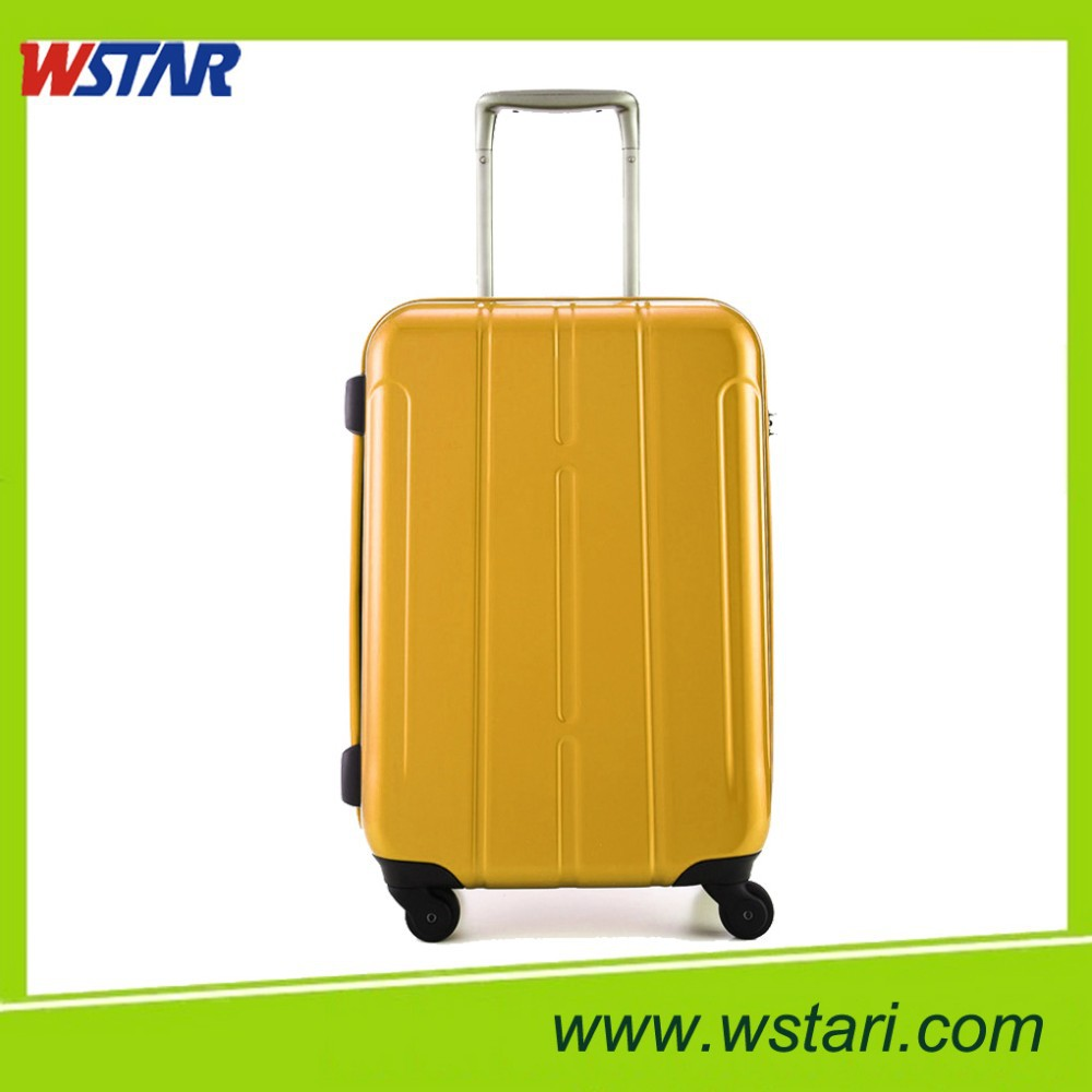 Wholesale 12 colors hardshell ABS PC Trolley bag Fasion Printing Airline Boarding case Carry On Luggage