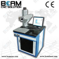 BCAMCNC!fiber laser marking machine price with high precision