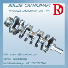 Cast Iron Crankshaft For Mazda WL Engine